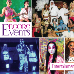 Encore Events - Event Planner / Belly Dancer in New York City, New York