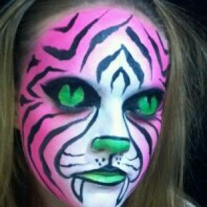 Endless Impressions Painted Faces - Face Painter / Body Painter in Knoxville, Tennessee