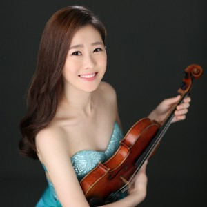 Ji Won Song, violinist - Violinist in Boston, Massachusetts
