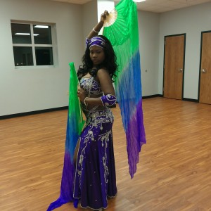 Ennai Ashara - Belly Dancer / Children's Party Entertainment in New Orleans, Louisiana