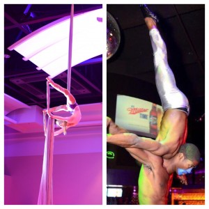 Element - Acrobat / Stilt Walker in Atlanta, Georgia