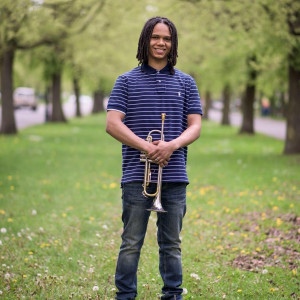 Emanuel Burks - One Man Band / Storyteller in Buffalo, New York