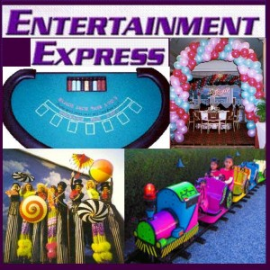 Entertainment Express - Event Planner / Airbrush Artist in Pasadena, California