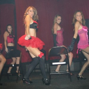 EnV Burlesque Dancers - Burlesque Entertainment in San Luis Obispo, California