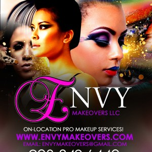 ENVY Makeovers - Makeup Artist in Atlanta, Georgia