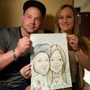 Epic Artist - Caricaturist in Orlando, Florida