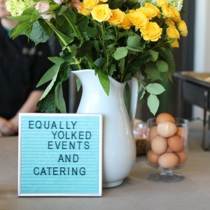 Equally Yolked Events & Catering, LLC - Caterer / Bartender in Richardson, Texas