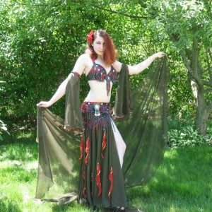 Eri - Belly Dancer / Middle Eastern Entertainment in New Brunswick, New Jersey
