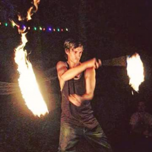 Eric - Fire Dancer in Atlanta, Georgia