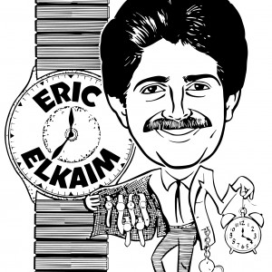 Eric Elkaim - Strolling/Close-up Magician in Glendora, California