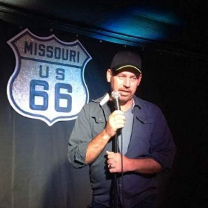 Eric J. McELroy - Stand-Up Comedian / Comedian in Springfield, Missouri