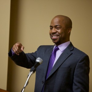 Eric J. Watts - Christian Speaker in Columbus, Ohio
