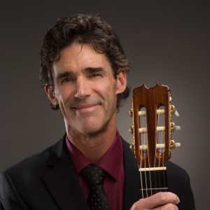 Eric Jarmie Spanish Guitar in Monterey and Carmel - Guitarist in Santa Cruz, California