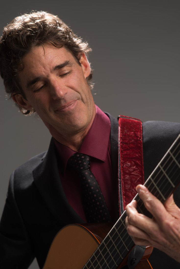 Hire Eric Jarmie Spanish Guitar Guitarist In Santa Cruz