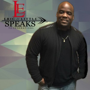 Eric Little Speaks - Christian Speaker in Charlotte, North Carolina