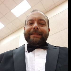 Eric Pedrojew, clarinet - Clarinetist in Spring Lake, North Carolina
