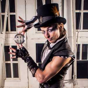 Eric Scott Baker - Circus Entertainment / Mime in Detroit, Michigan