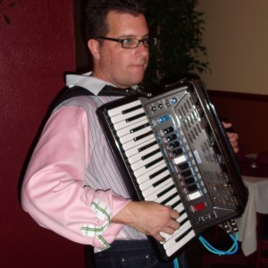 Eric Zawalich - Accordion Player / Polish Entertainment in Riverview, Florida