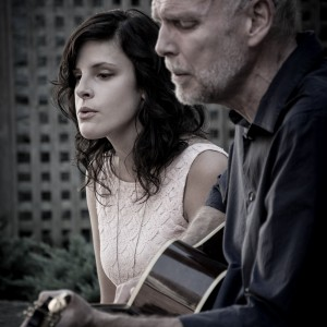 Erica Bradley with Jay Mittler - Acoustic Band in Kingston, Ontario