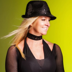 Erica Brookhart as Britney Spears - Britney Spears Impersonator / Tribute Artist in Santa Monica, California