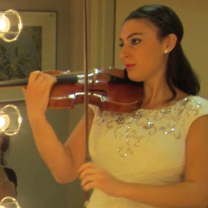 Erica Gailing - Violinist in New York City, New York