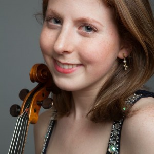 Erica Tursi - Violinist in Boston, Massachusetts