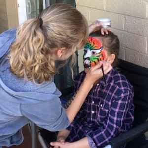 The Funny Face Painter - Face Painter / Halloween Party Entertainment in Maricopa, Arizona