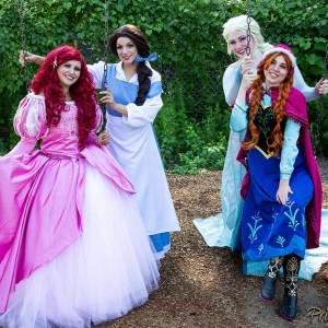 CT Princess Parties LLC - Princess Party / Superhero Party in Naugatuck, Connecticut