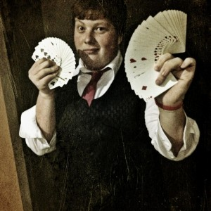 EricTheRedMagician - Strolling/Close-up Magician / Halloween Party Entertainment in Anaheim, California