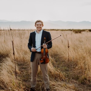 Erik Fellenstein - Violinist / Wedding Entertainment in Denver, Colorado