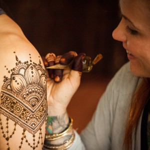 Living Ritual Henna Body Art - Henna Tattoo Artist in Portland, Oregon