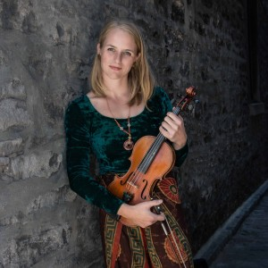 Erin Drumheller - violinist - Violinist / Wedding Entertainment in Montreal, Quebec