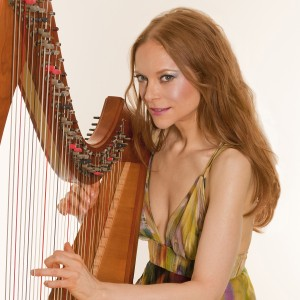 Erin Hill - Harpist - Harpist / Pop Singer in New York City, New York