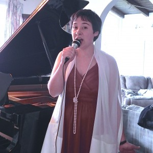 Erin Plus 1 - Classical Singer / 1930s Era Entertainment in Moraga, California