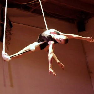 Erin Rodriguez - Trapeze Artist in Berkeley, California