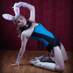 Trix E. Sleeves - Burlesque Entertainment in Jackson Hole, Wyoming