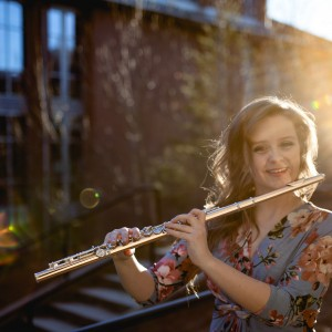Erin Wallace, classical flutist - Flute Player in Chicago, Illinois
