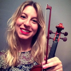Erma Kyriakos - Violinist in San Francisco, California