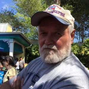 Ernest Hemingway - Look-Alike in Port St Lucie, Florida