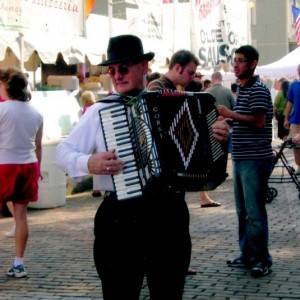 Ernest L. Corsi Accordionist - Accordion Player in Columbus, Ohio