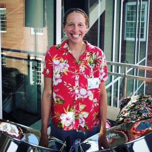 Erynn Krebs - Steel Drum Player in Kent, Ohio