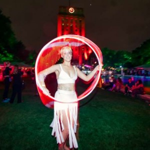Esmarie - Hoop Dancer / LED Performer in Houston, Texas