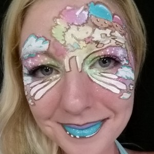 Enchanted Designs Face Painting - Face Painter / Outdoor Party Entertainment in Redding, California