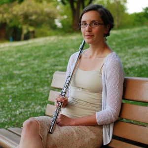 Esther Fredrickson, Flutist - Flute Player in Albuquerque, New Mexico