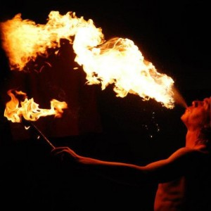 Eternal Lotus Fire and Performance Art Collective - Fire Performer in Beverly, Massachusetts