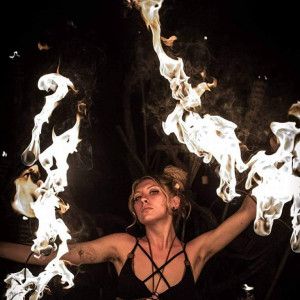 Ethereal Embers - Fire Performer in Hilo, Hawaii