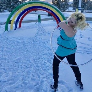 Ethereal Saturn - Hoop Dancer in Aurora, Colorado