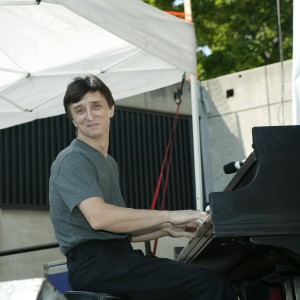 Eugene Maslov - Jazz Pianist in Boston, Massachusetts
