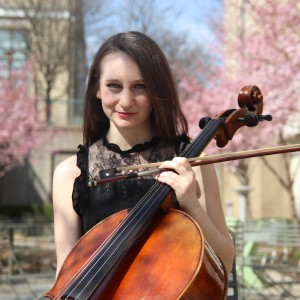 Eva Ribchinsky - Classical Ensemble in Vancouver, British Columbia