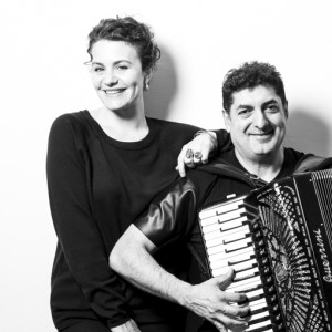 Eva Salina & Peter Stan - World Music in Brooklyn, New York